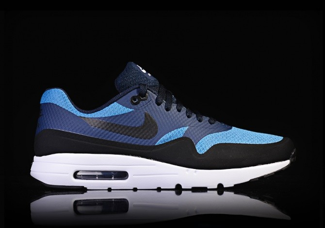 reputable site 273d3 b4b1e NIKE AIR MAX 1 ULTRA ESSENTIAL STAR BLUE