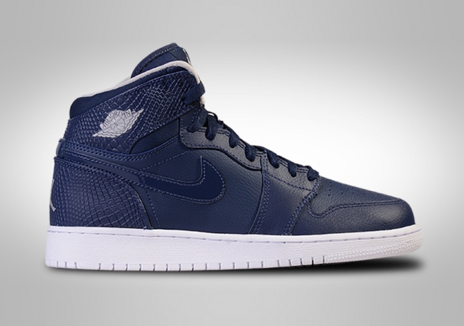 NIKE AIR JORDAN 1 RETRO HIGH BG (SMALLER SIZE)