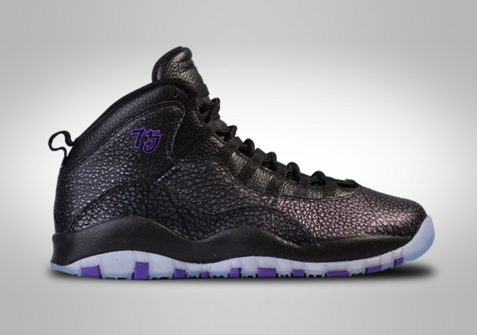 NIKE AIR JORDAN 10 RETRO PARIS