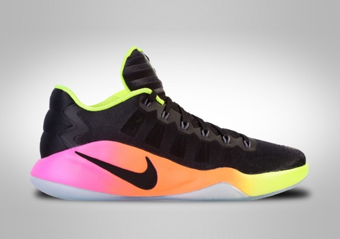 NIKE HYPERDUNK 2016 LOW UNLIMITED