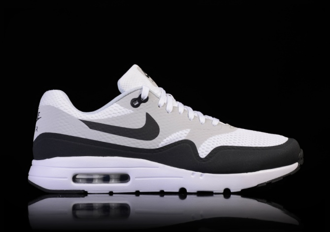 NIKE AIR MAX 1 ULTRA ESSENTIAL WHITE/ANTHRACITE-PURE PLATINUM