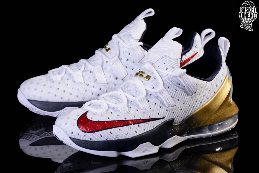 NIKE LEBRON XIII LOW USA OLYMPIC TEAM price €129.00  68f242a7891d