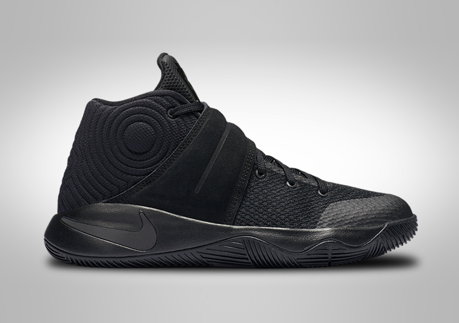 NIKE KYRIE 2 BLACKOUT GS