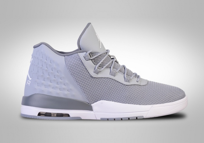 NIKE AIR JORDAN ACADEMY WOLF GREY