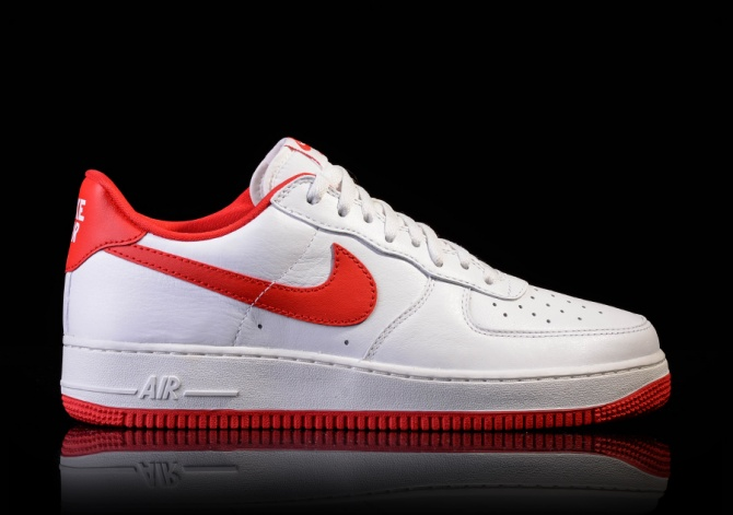 NIKE AIR FORCE 1 LOW RETRO SUMMIT WHITE