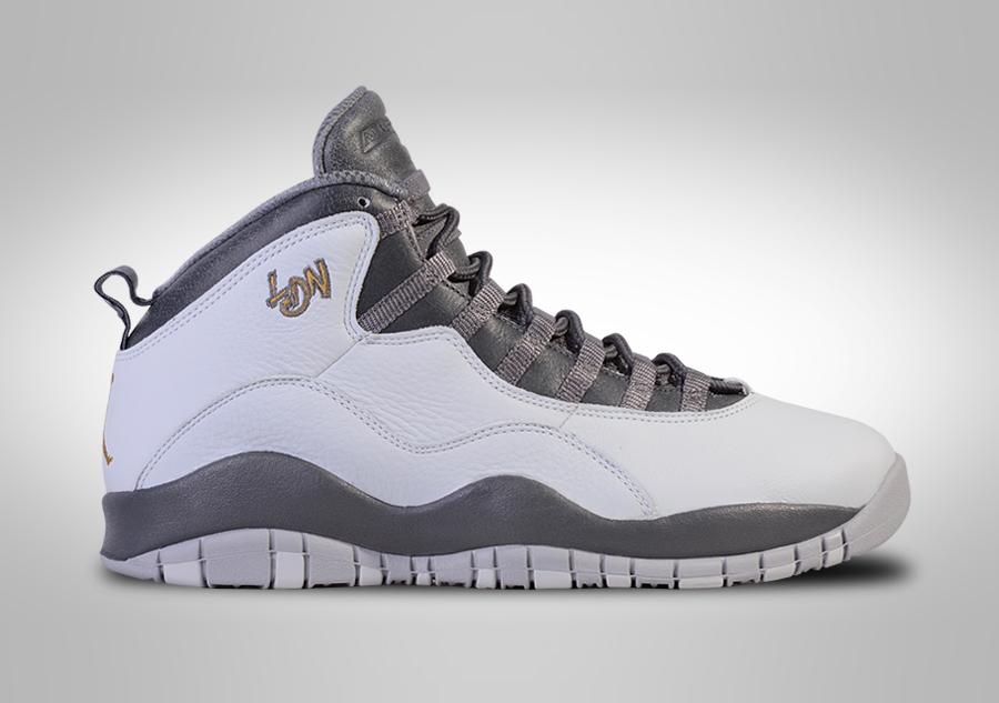 Nike Grey London Net New Release