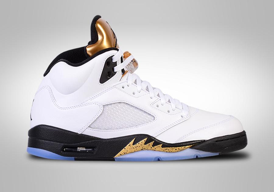 Nike Air Jordan Retro 5 Olympic