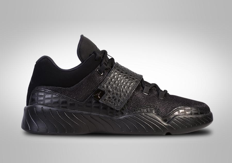 98a424642214be Jordan J23 Triple Black Sneakerfiles