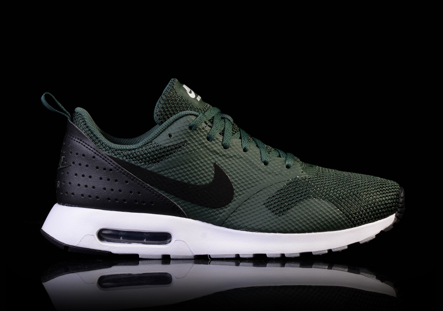 nike air max tavas green black