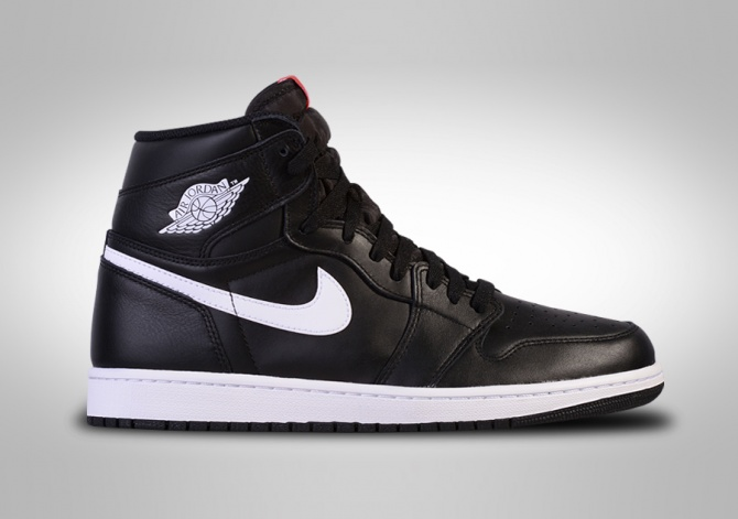 NIKE AIR JORDAN 1 RETRO HIGH OG BLACK SIDE OF THE YIN YANG PACK BG (SMALLER SIZE)