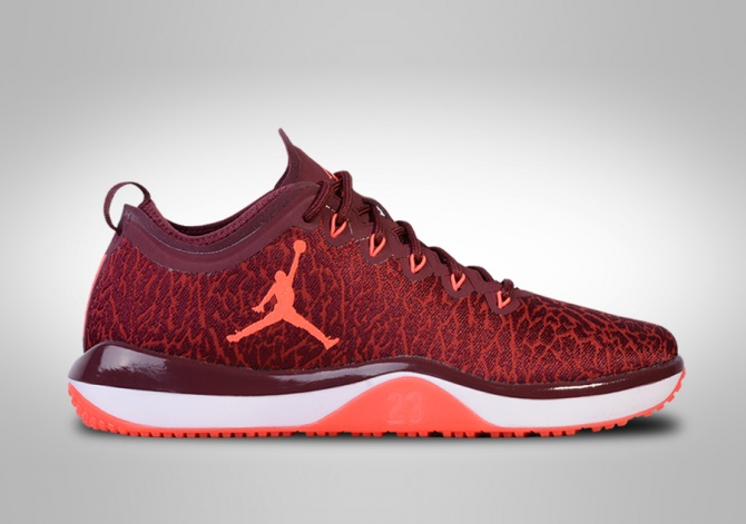 NIKE AIR JORDAN TRAINER 1 LOW NIGHT MAROON