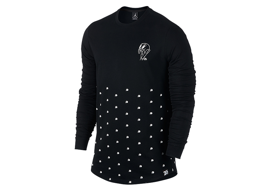 nike air jordan long sleeve