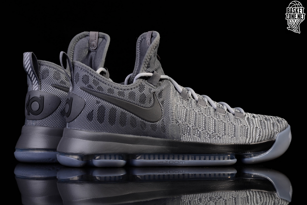 5d3922acfbd6 NIKE ZOOM KD 9 BATTLE GREY price €115.00