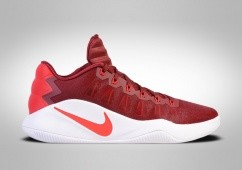 NIKE HYPERDUNK 2016 LOW SPACE RED