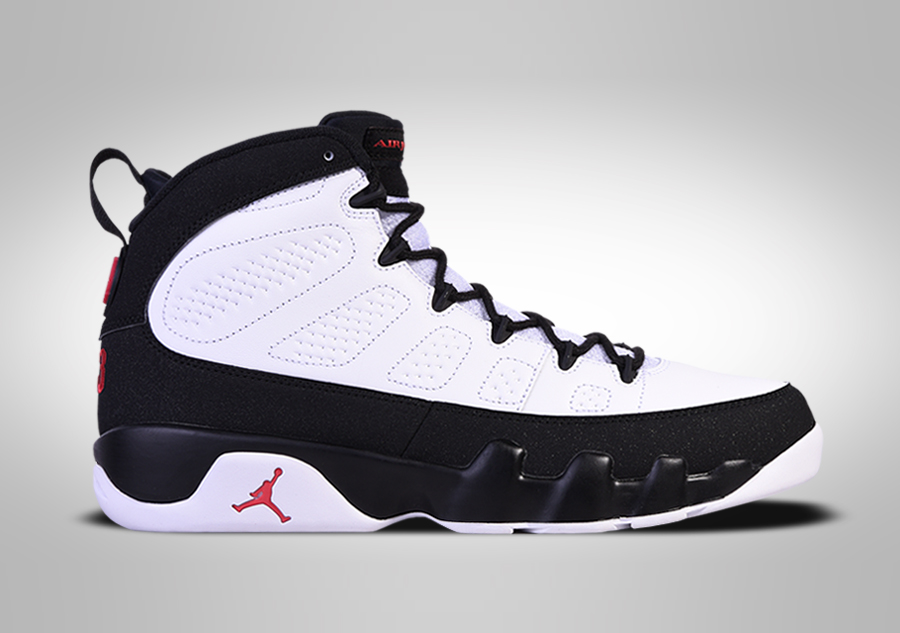 NIKE AIR JORDAN 9 RETRO OG BLACKWHITE SPACE JAM price €232.50   Basketzone.net