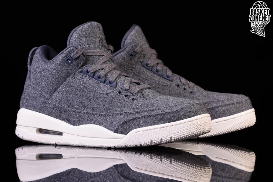 Air Jordan 3 Retro 'Wool' - Size 4 - Us Size DSzQRQ