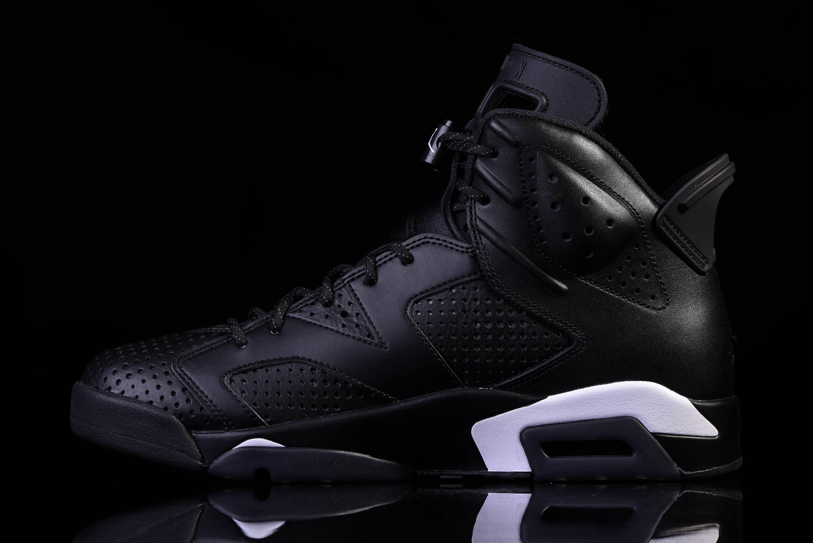 Air Jordan 3 Retro Black Cat Black Dark Charcoal Black shoes