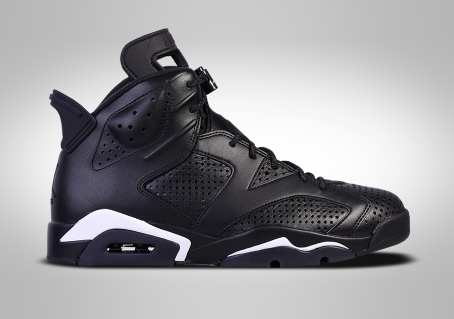 NIKE AIR JORDAN 6 RETRO BLACK CAT BG