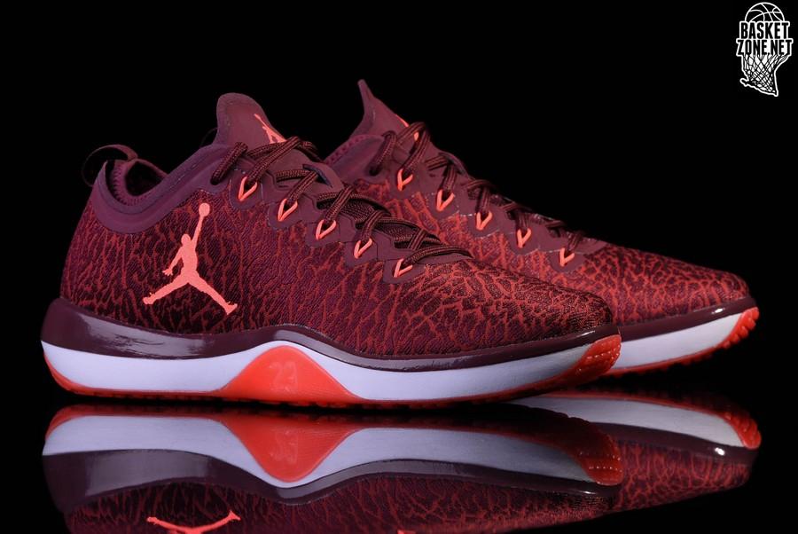 detailed look e5355 460c0 ... reduced nike air jordan trainer 1 low night maroon bba1e a18a5
