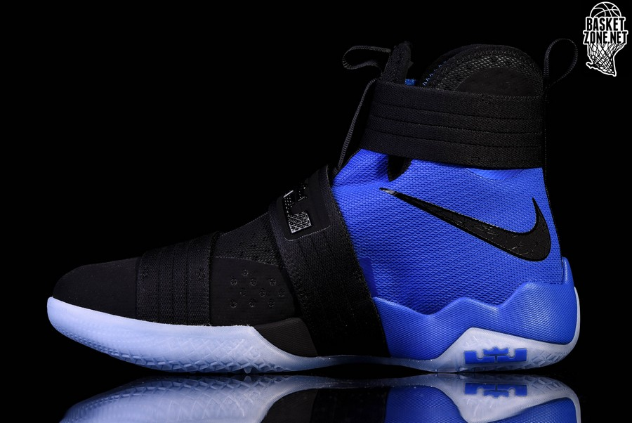 best authentic 46a36 803e4 NIKE LEBRON SOLDIER 10 SFG GAME ROYAL