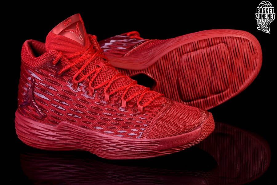 32d92a57e2bf ... nike air jordan melo m13 red apple