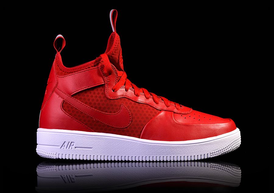 Nike Air Force 46 Ongles Rouges