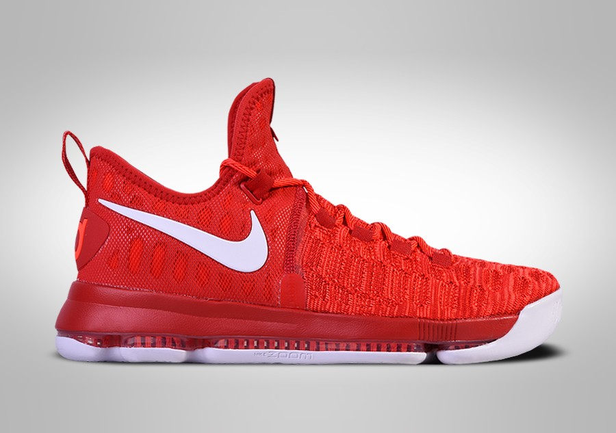reputable site b9f20 764d2 NIKE ZOOM KD 9 RED ALERT price €132.50 | Basketzone.net