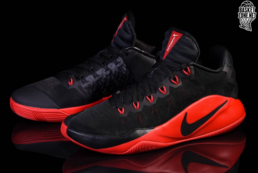 1d739c210f07 real nike hyperdunk university red zone a12ad 20010