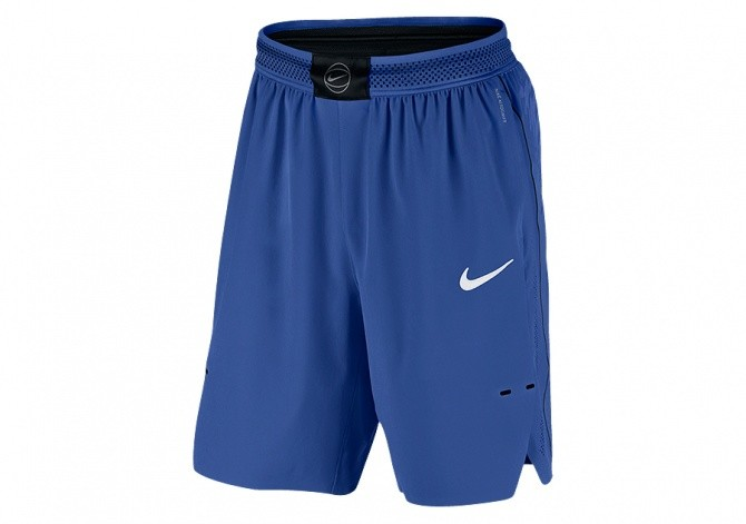 NIKE AEROSWIFT BASKETBALL SHORT GAME ROYAL
