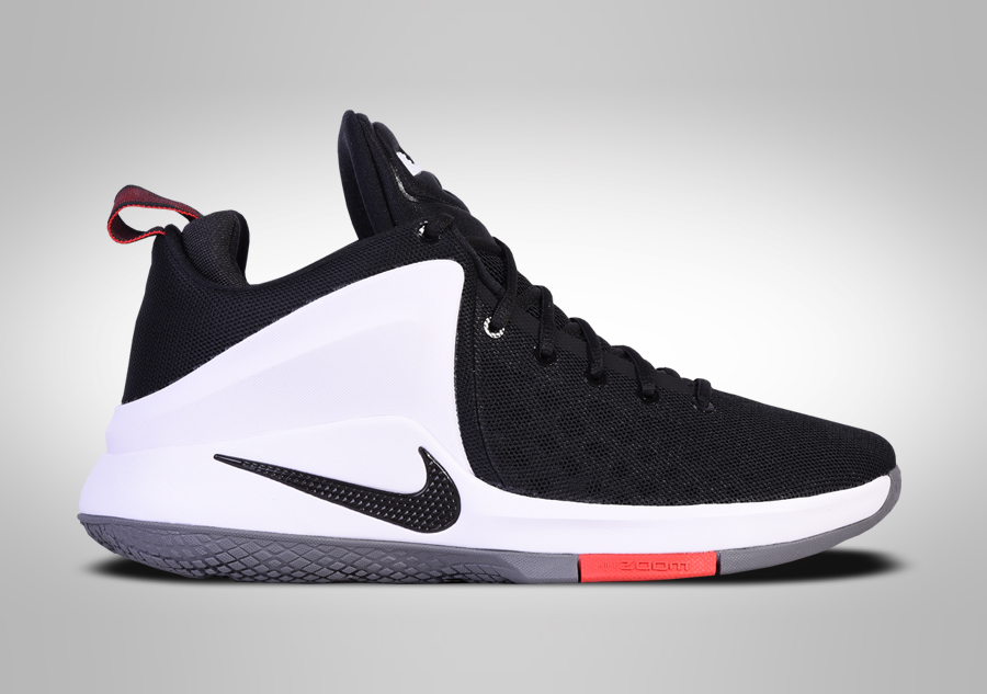 1b2a8585d5e5 NIKE LEBRON ZOOM WITNESS BRED price €82.50