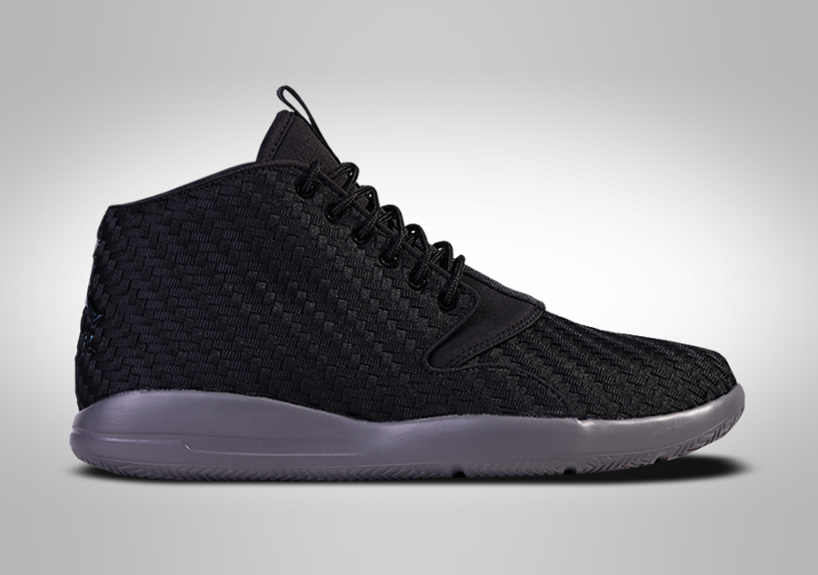 Nike - Air Jordan Eclipse Chukka All Black 881453 001 - 881453 001 - EU 41 - US 8 - UK 7 - CM 26 x4MWeIMHX