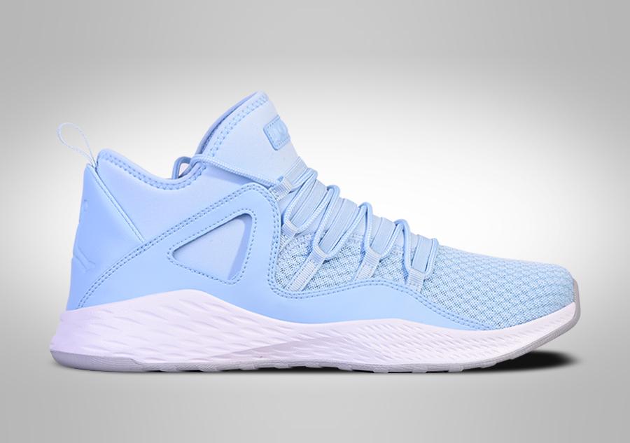 buy popular cfa7e 66a35 NIKE AIR JORDAN FORMULA 23 ICE BLUE price €112.50   Basketzone.net