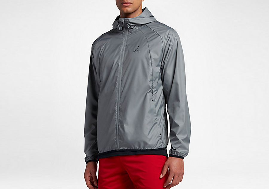 jordan windbreaker. nike air jordan sportswear wings windbreaker cool grey price \u20ac87.50 | basketzone.net jordan windbreaker l