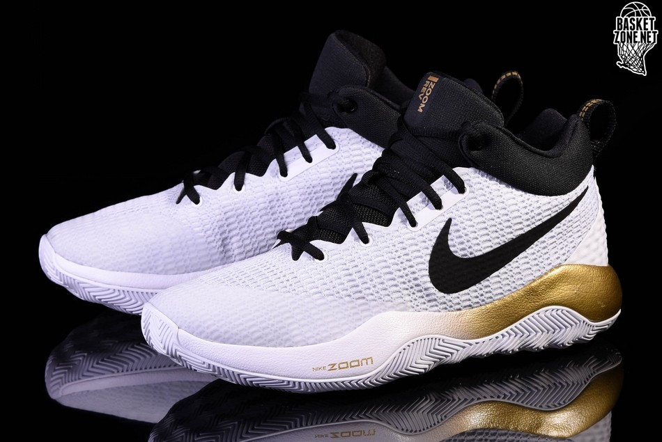 NIKE ZOOM REV 2017 METALLIC GOLD DEVIN BOOKER for €95,00 ...