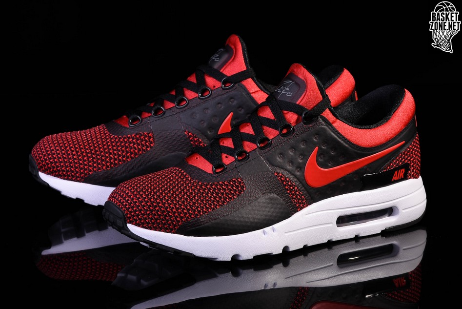 new products 2ba71 bb112 NIKE AIR MAX ZERO ESSENTIAL UNIVERSITY RED price 505.00ر.س ...