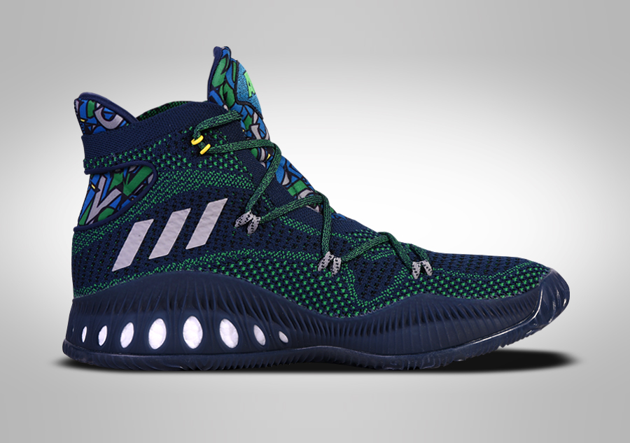 buy popular b88da 90272 ADIDAS CRAZY EXPLOSIVE PRIMEKNIT ANDREW WIGGINS PE TIMBERWOLVES AWAY price  €135.00   Basketzone.net