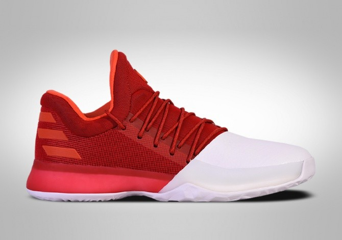 on sale 53d7c a94a0 ADIDAS HARDEN VOL. 1 ROCKETS HOME