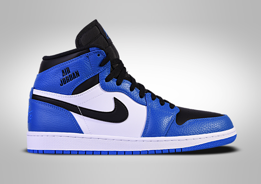 NIKE AIR JORDAN 1 RETRO HIGH RARE AIR SOAR BLUE for €117 ...