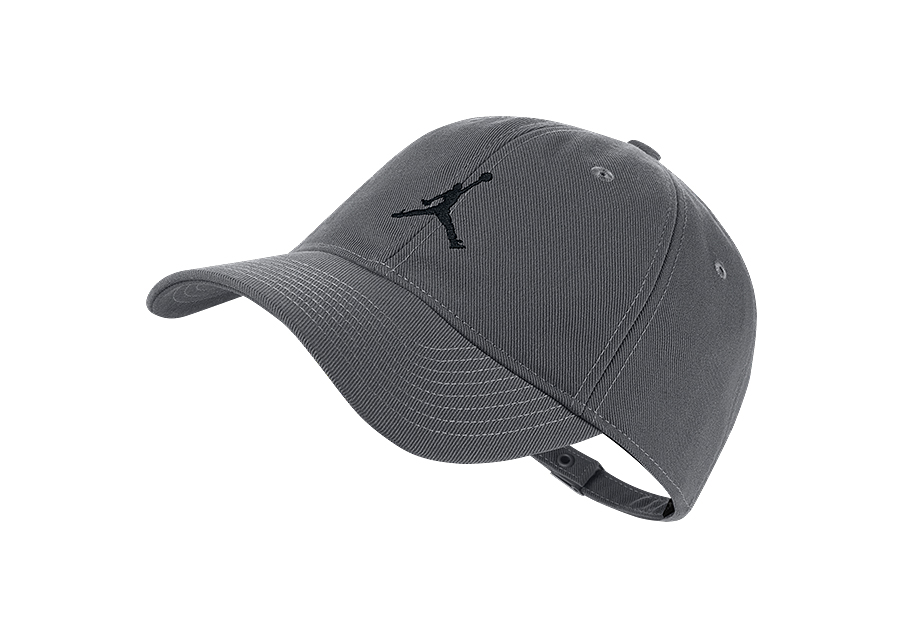 230b6436411 NIKE AIR JORDAN JUMPMAN FLOPPY H86 HAT DARK GREY price €25.00 ...