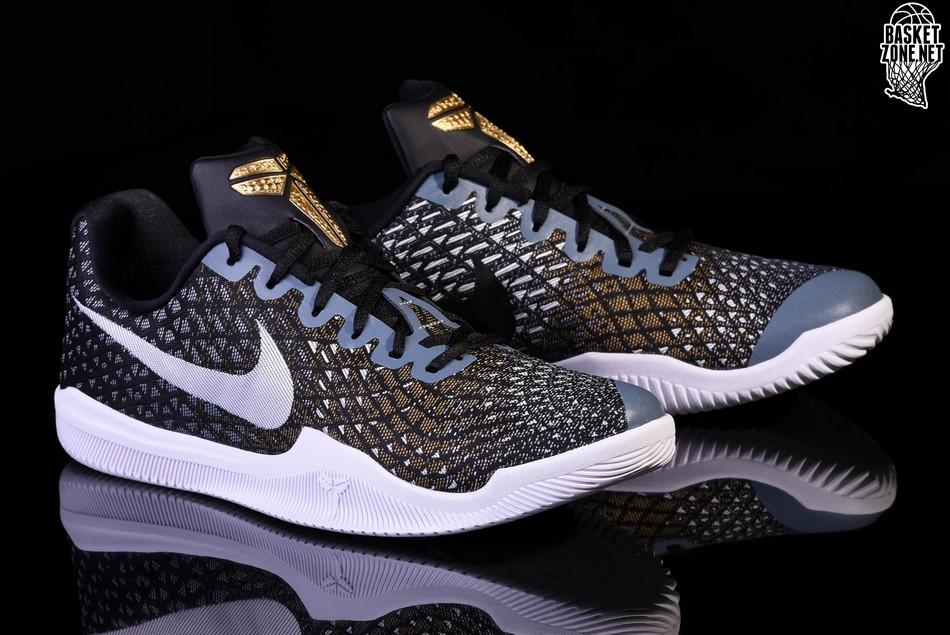 Nike Kobe Mamba Instinct Black Gold Price 97 50
