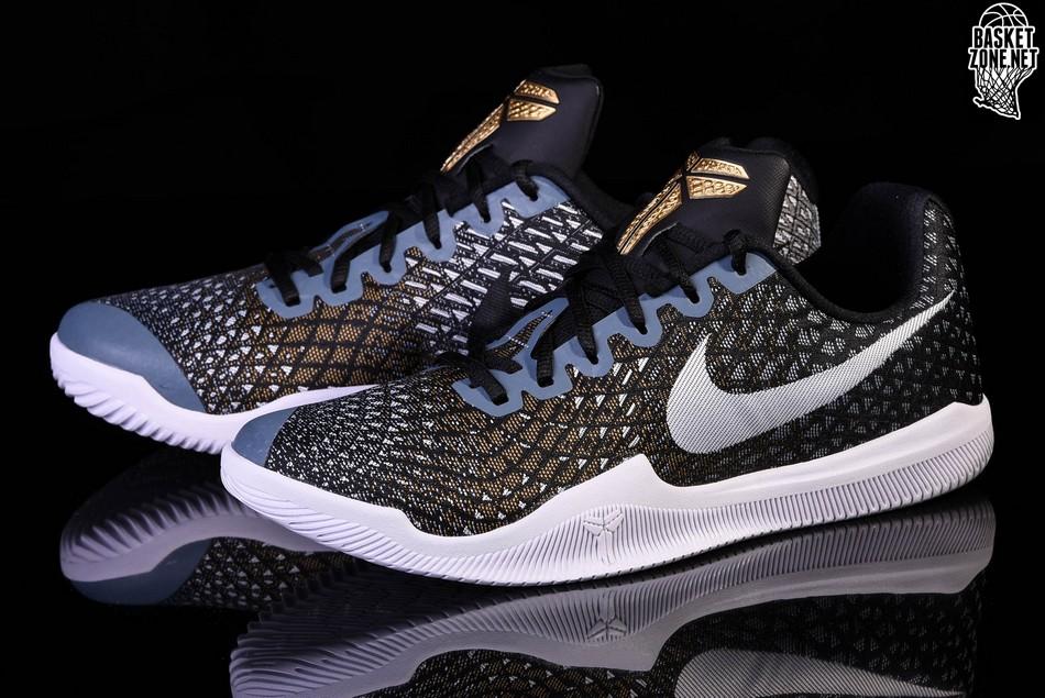 Kobe Bryant Backpacks >> NIKE KOBE MAMBA INSTINCT BLACK GOLD price €97.50 | Basketzone.net