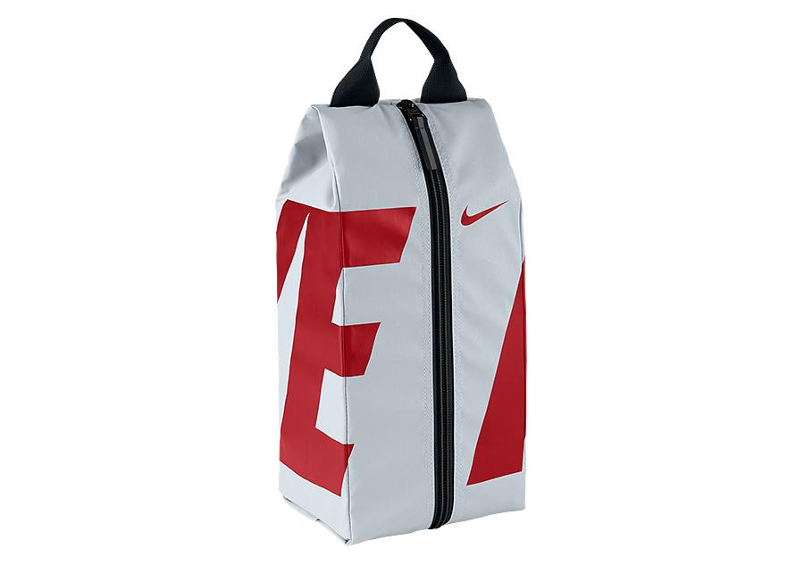NIKE ALPHA SHOE BAG PURE PLATINUM price €12.50   Basketzone.net f878658ece