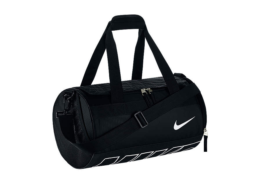 NIKE ALPHA DRUM MINI DUFFEL BAG BLACK Price EUR2250