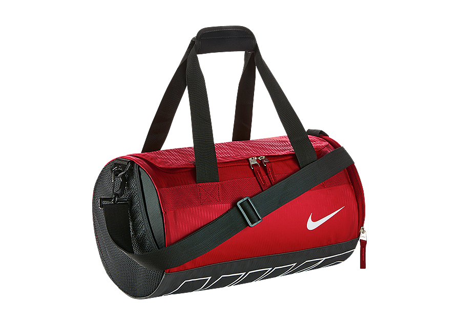 NIKE ALPHA DRUM MINI DUFFEL BAG GYM RED Price EUR2250