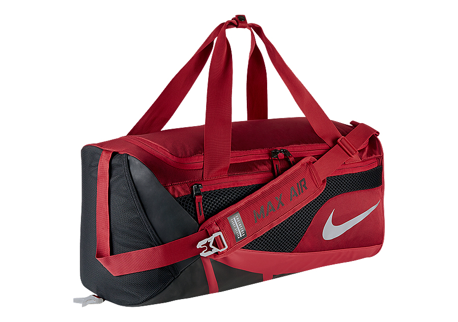 381f7bc967 NIKE VAPOR MAX AIR 2.0 MEDIUM DUFFEL BAG GYM RED price €55.00 ...