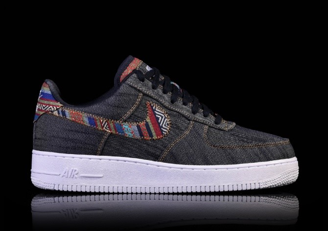 buy popular e09c1 d4ec6 NIKE AIR FORCE 1  07 LV8 DARK OBSIDIAN