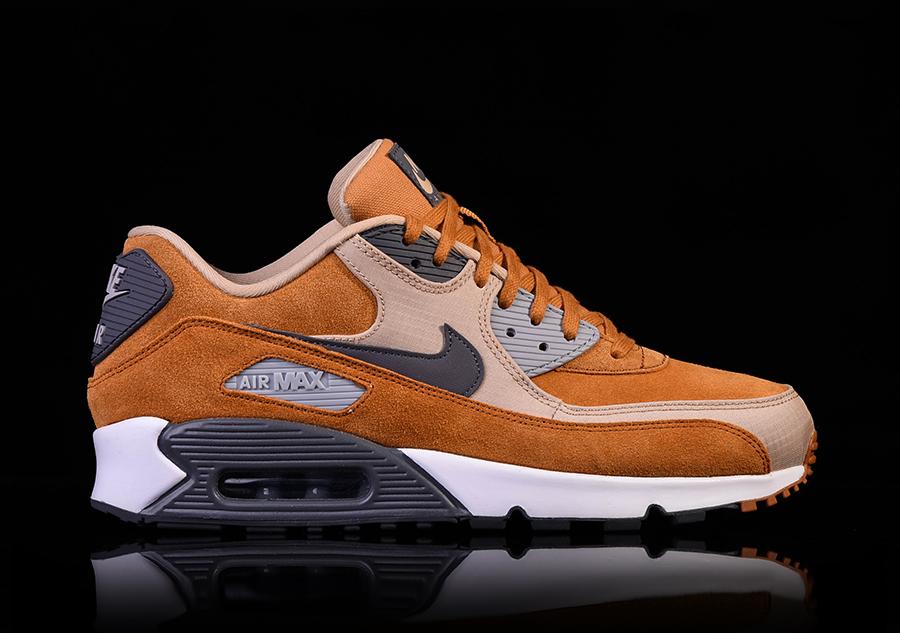 air max 90 marrone