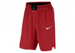 NIKE AEROSWIFT BASKETBALL SHORT TRACK RED