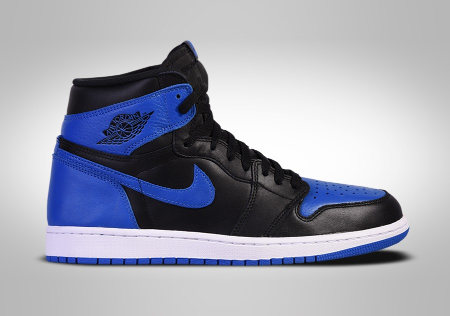 75b043cae99652 NIKE AIR JORDAN 1 RETRO HIGH OG ROYAL BG (SMALLER SIZE) price ...