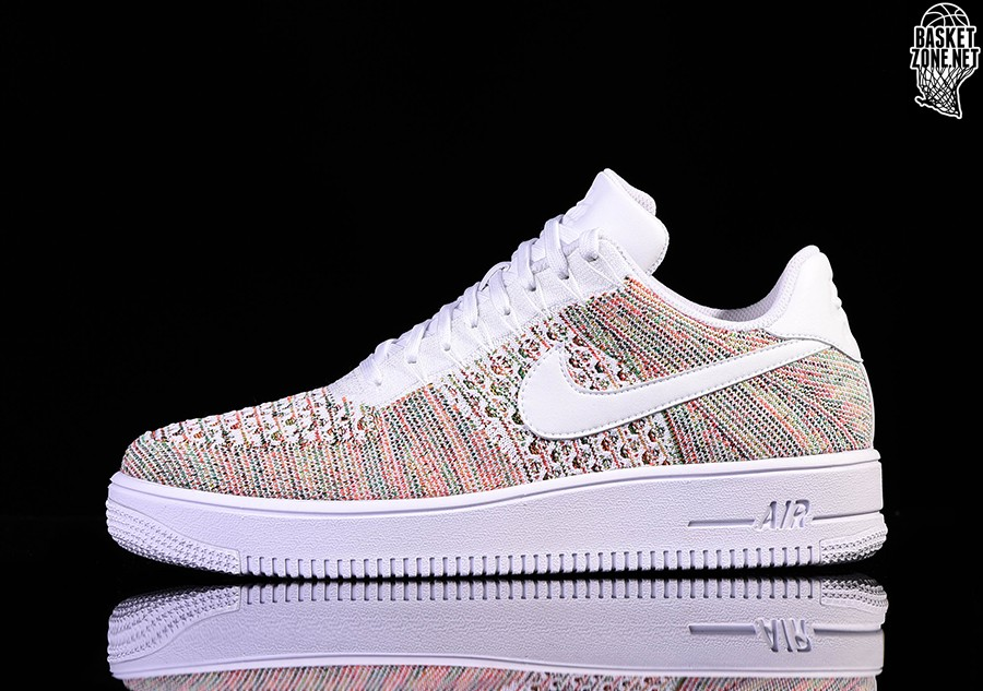 Nike Air Force 1 Ultra Flyknit Low Light Violet 817419 500